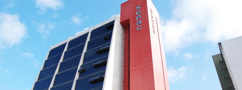 Sede administrativa do Senac Pernambuco