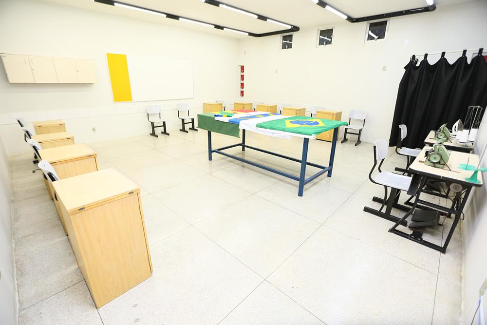 Laboratório de Costura