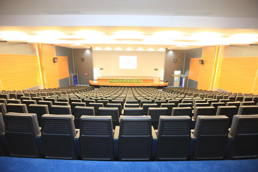 Auditório principal do Cecon Caruaru