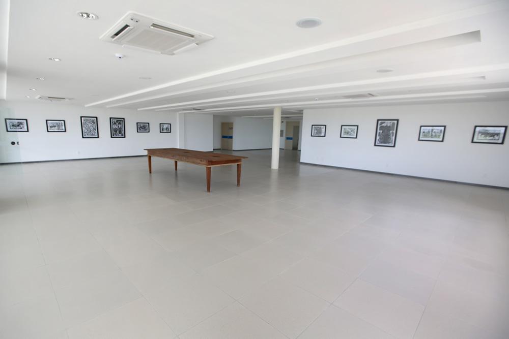 Salão de eventos do Cecon Caruaru