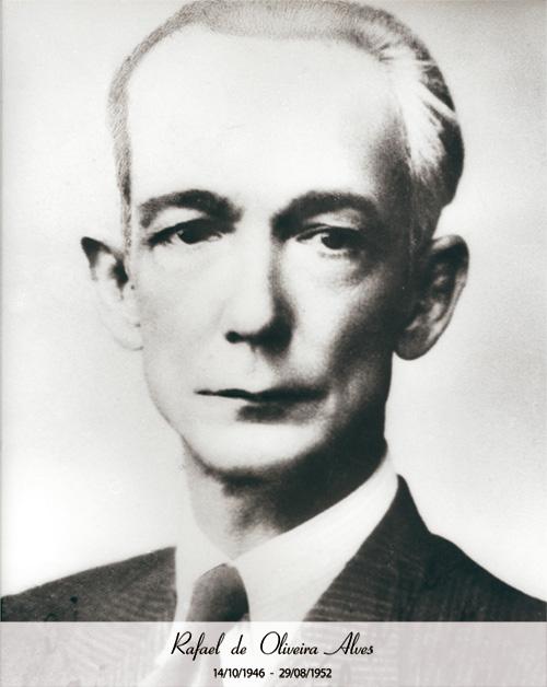 Rafael de Oliveira Alves - De 1946 a 1952