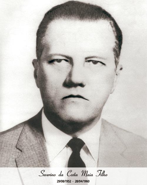 Severino da Costa Maia Filho - De 1952 a 1960