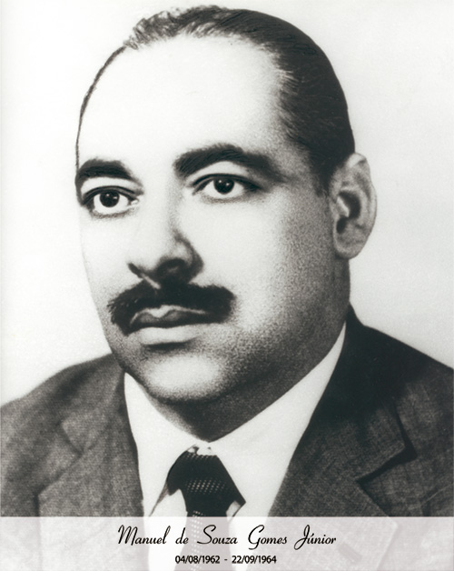 Manuel de Souza Gomes Júnior - De 1962 a 1964