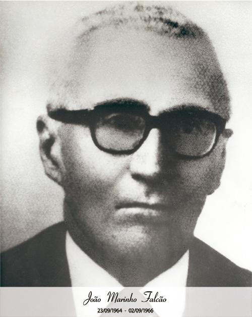 João Marinho Falcão - De 1964 a 1966