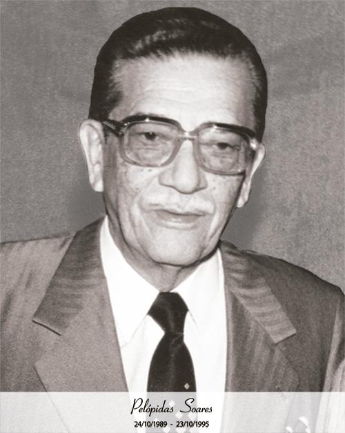 Pelópidas Soares - De 1989 a 1995