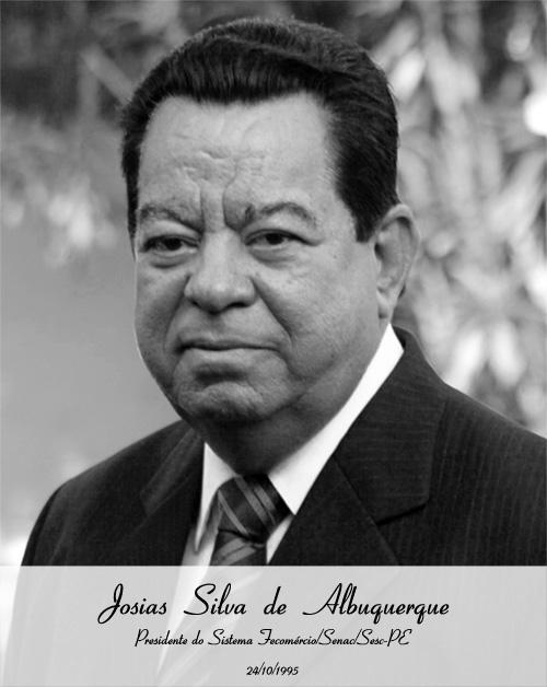 Josias Silva de Albuquerque - Atual Presidente