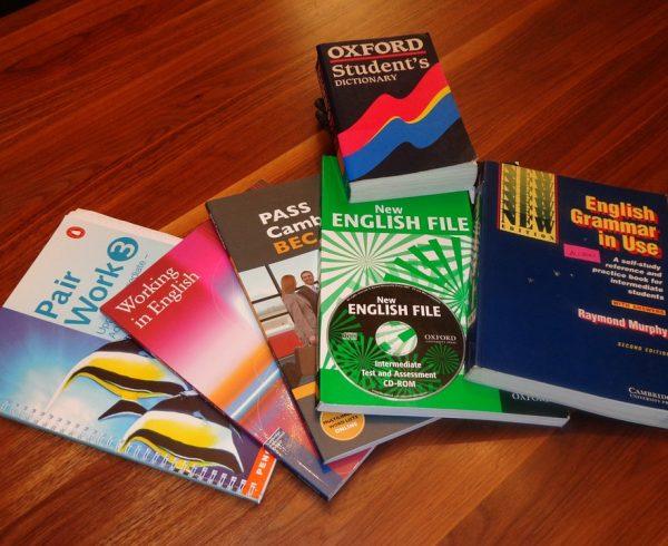 Cursos de inglês com inscrições abertas