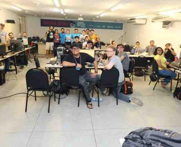 Game Jam Plus no Senac Recife