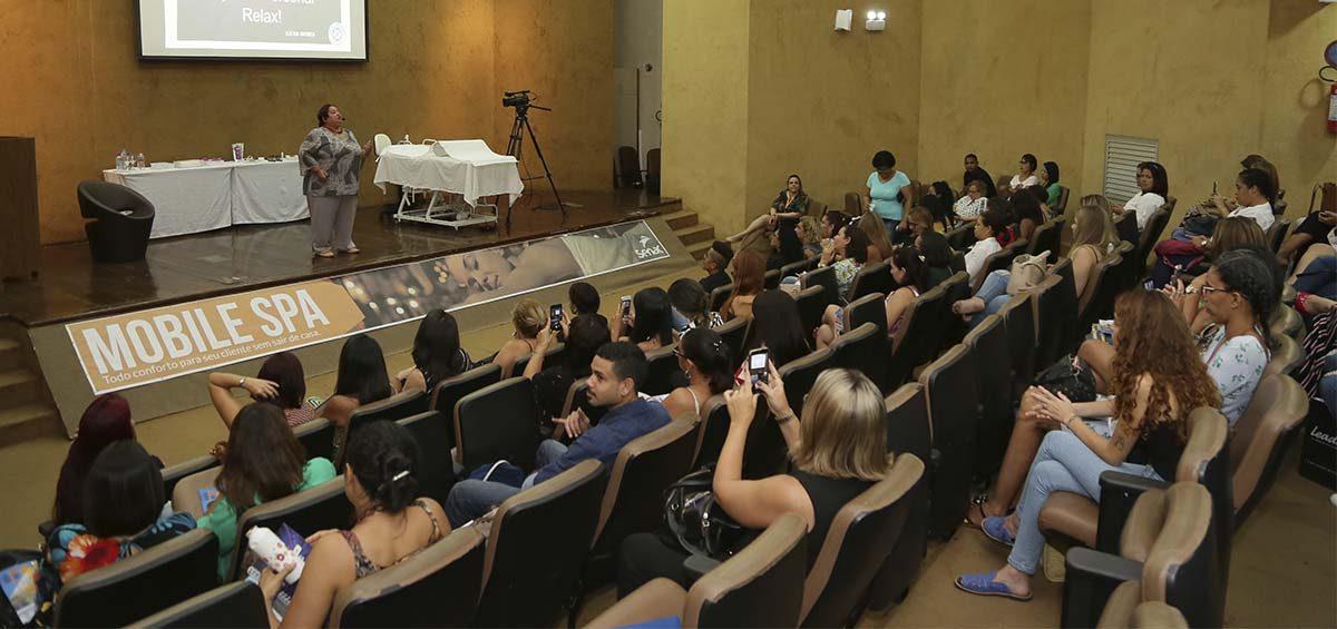Workshop de Mobile SPA com Kátia Nunes