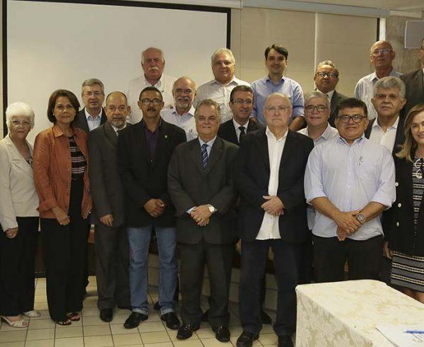 Bernardo Peixoto é o novo presidente do Sistema Fecomércio
