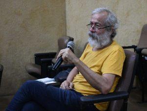 Geraldo Magela participou que de mais de 12 cursos do InterAja