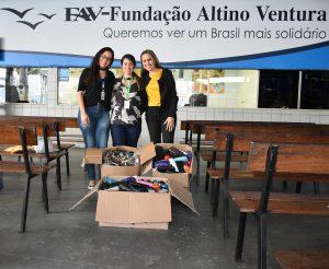 A Semana do Meio Ambiente arrecadou 671 armações de óculos, doadas à Fundação Altino Ventura
