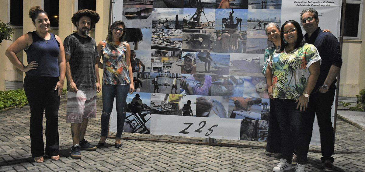 Exposição Colônia Z25