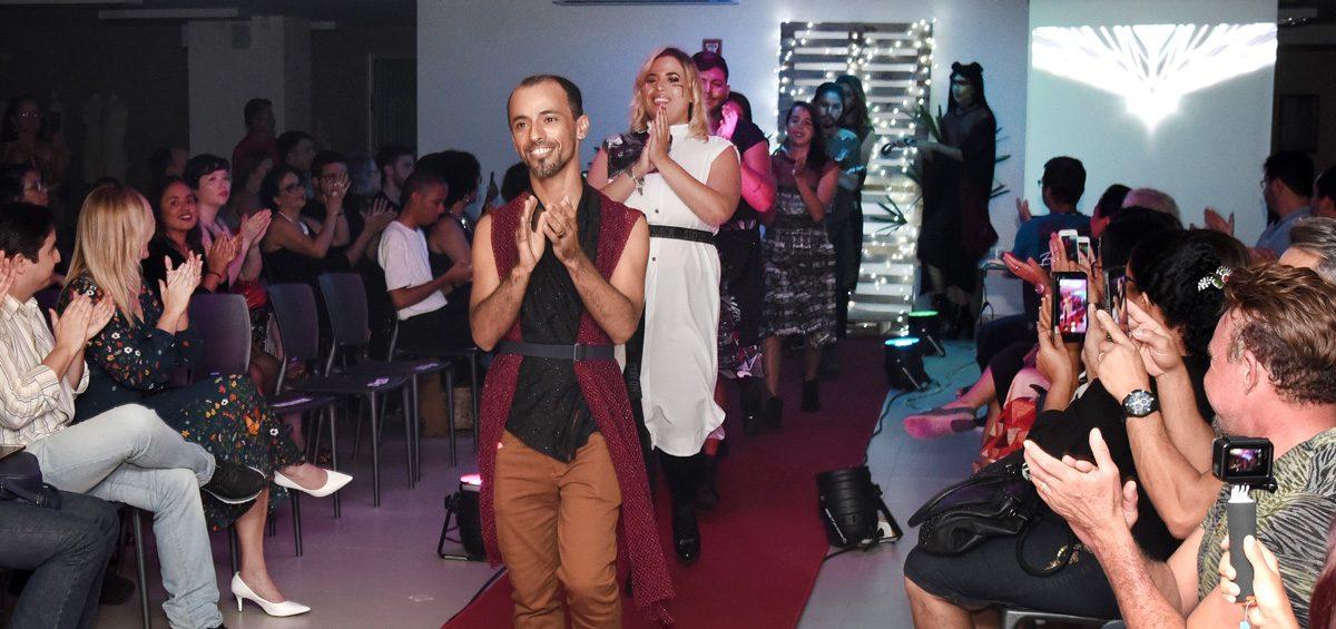 Rodrigo Ecles lançou sua marca Hermafrodite