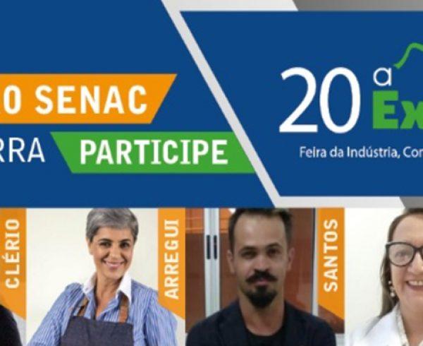 Senac na ExpoSerra 2019