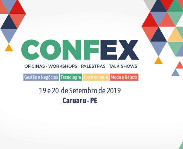 Confex realiza atividades focadas no empreendedorismo e geração de renda