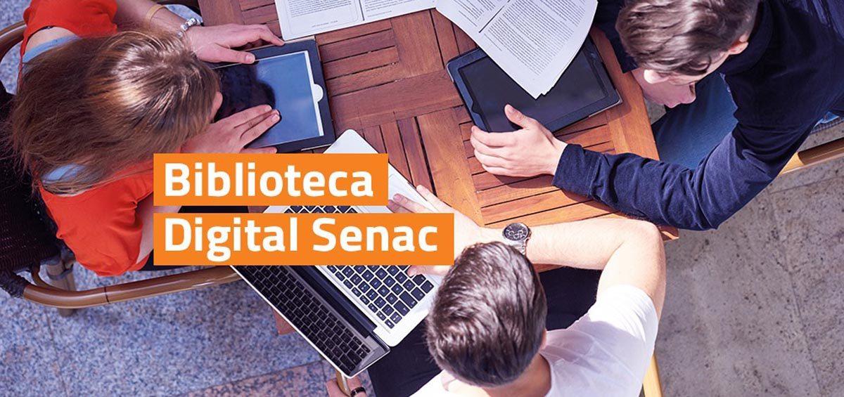 Biblioteca digital senac