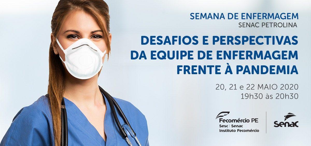 Semana de Enfermagem no Senac Petrolina