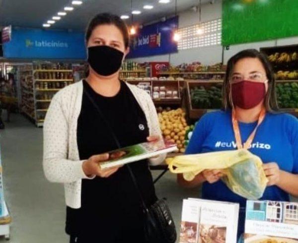 Sistema Fecomércio arrecada alimentos para doação a pessoas em situação de vulnerabilidade social