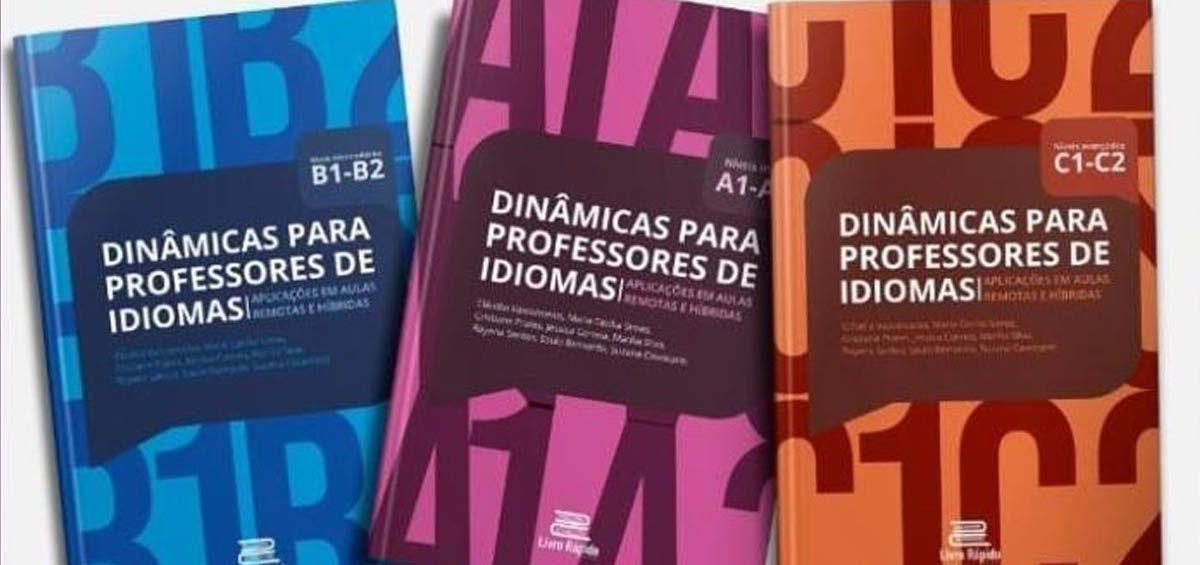 Instrutores do Senac lançam livros sobre dinâmicas para o ensino de idiomas2