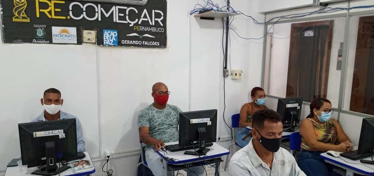 No Recife Reeducandos ingressam em curso superior